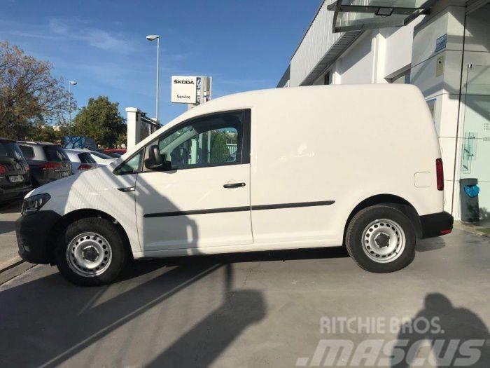 Volkswagen Caddy Furgón 2.0TDI 75kW