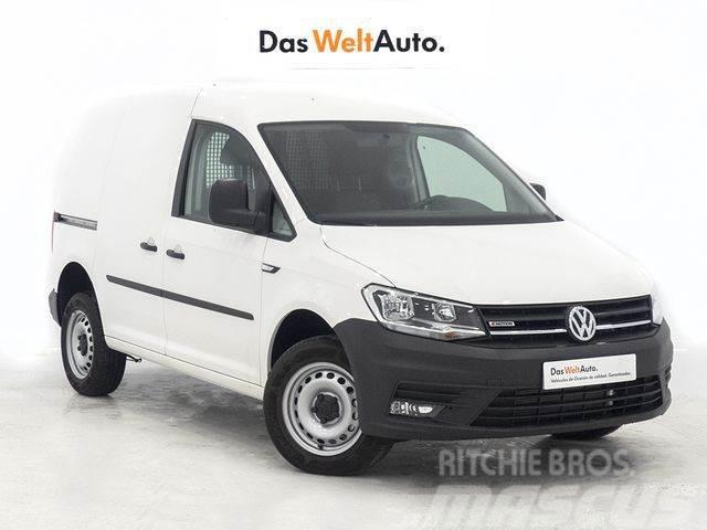 Volkswagen Caddy Furgón 2.0TDI 4M 90kW
