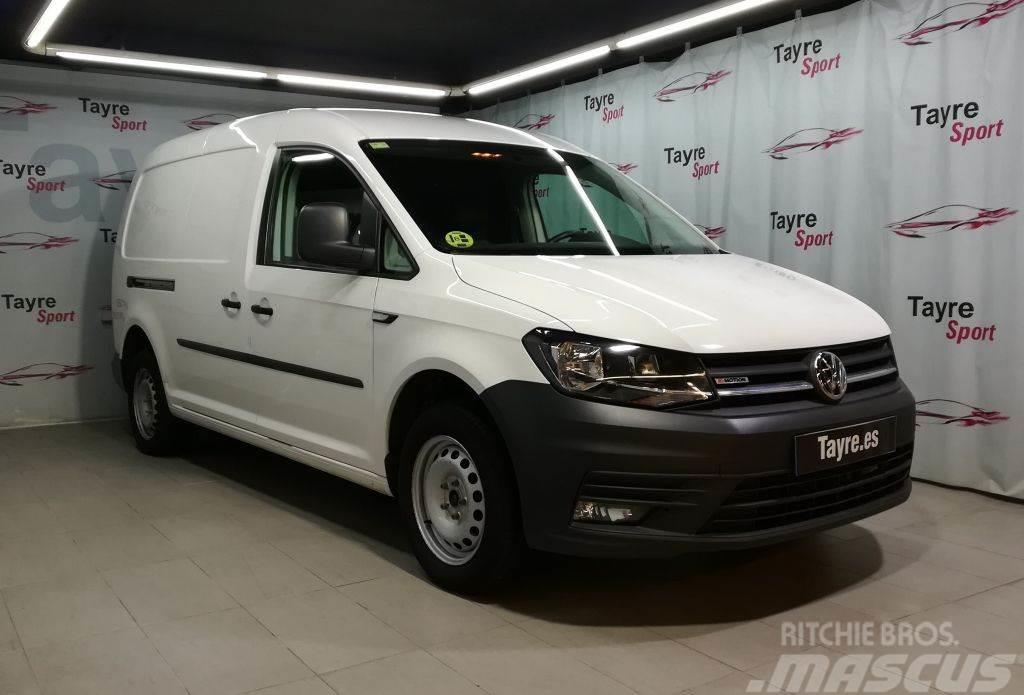 Volkswagen Caddy Furgón Maxi 2.0TDI 4M 81kW