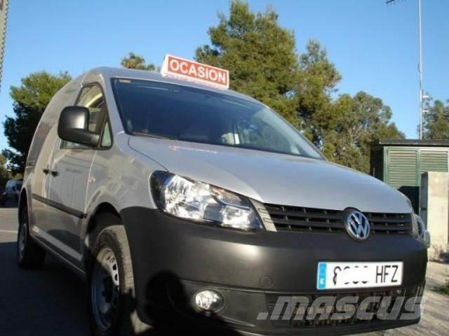 Volkswagen Caddy FURGoN PRO 1.6TDI BMT 102
