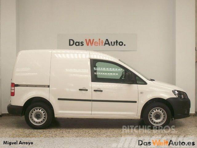 Volkswagen Caddy Furgón PRO 1.6TDI BMT DSG 102