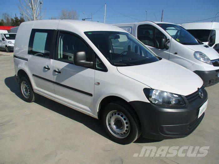 Volkswagen Caddy Furgón PRO 2.0TDI 4M