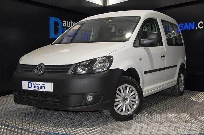 Volkswagen Caddy KOMBI PRO 1.6 TDI BMT 75CV