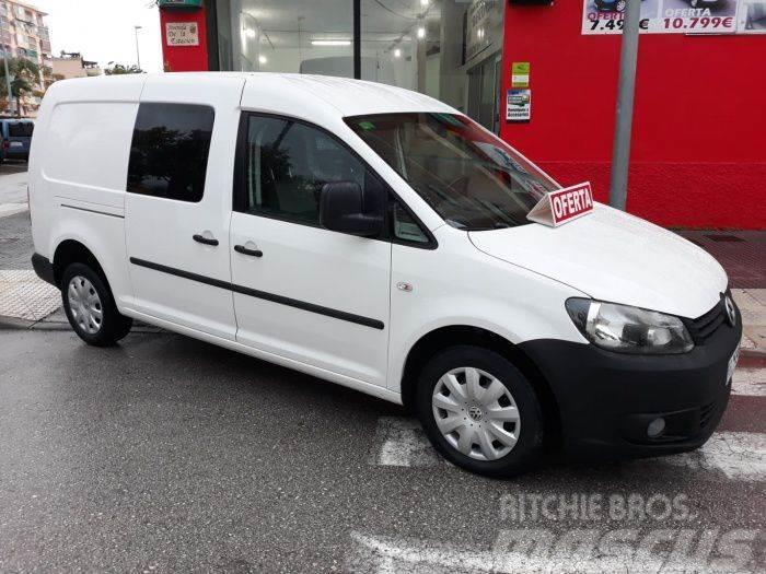 Volkswagen Caddy Maxi 1.6TDI Comfortline 102