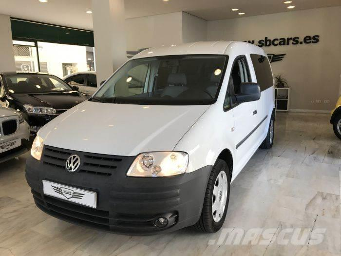 Volkswagen Caddy Maxi 1.9TDI Life DSG