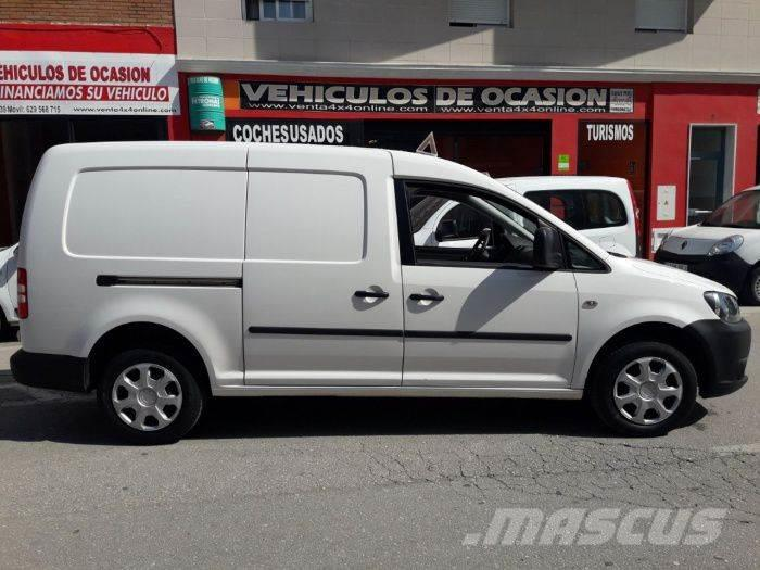 Volkswagen Caddy Maxi 2.0TDI Beach 110kW