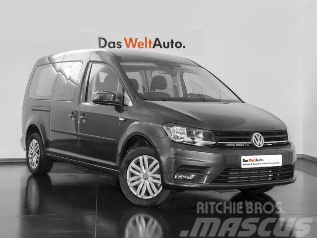 Volkswagen Caddy Maxi 2.0TDI Trendline 75kW