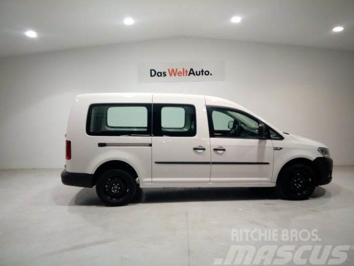 Volkswagen Caddy Maxi 2.0TDI Outdoor 75kW