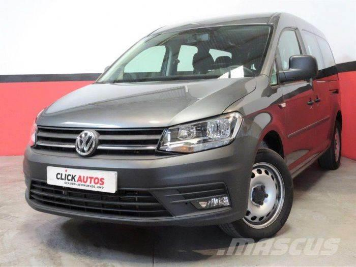 Volkswagen Caddy Maxi 2.0TDI Kombi DSG 75kW