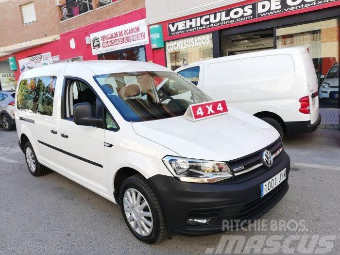 Volkswagen Caddy Maxi 2.0TDI Trendline 4M 90kW