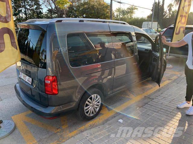 Volkswagen Caddy Maxi 7pl