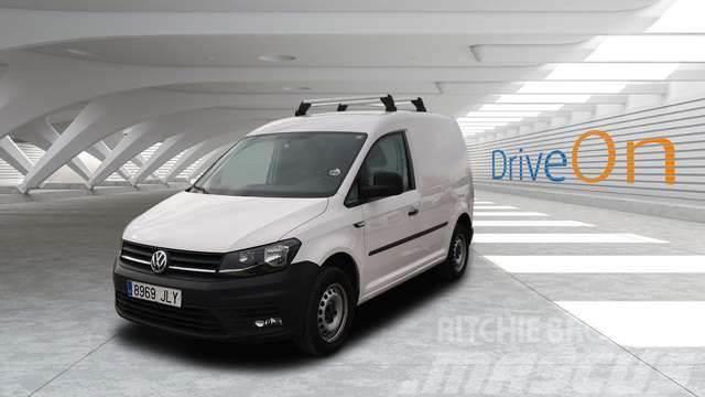 Volkswagen Caddy Monovolumen 102cv Manual de 4 Puertas