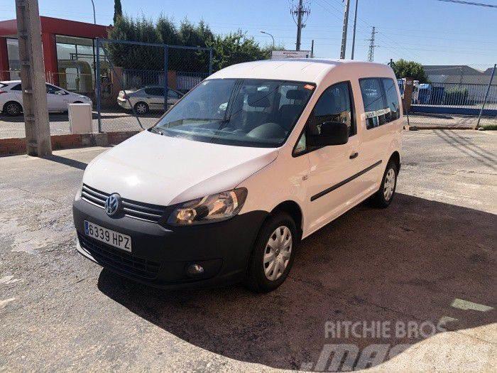 Volkswagen Caddy PRO 1.6 Bifuel Kombi