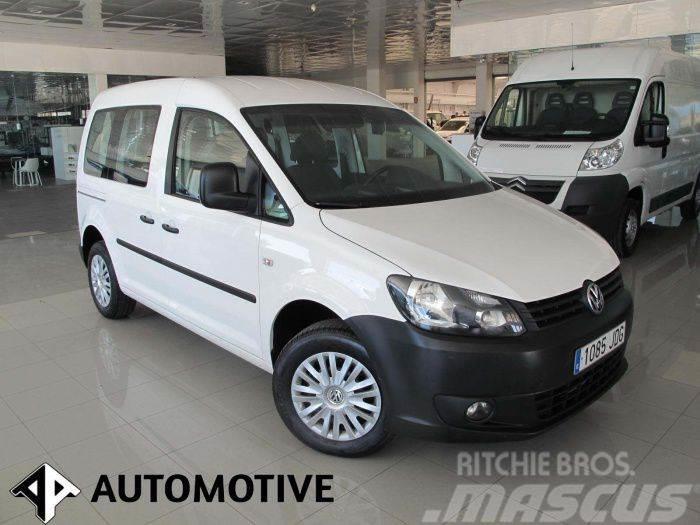 Volkswagen Caddy PRO 1.6TDI BMT Kombi