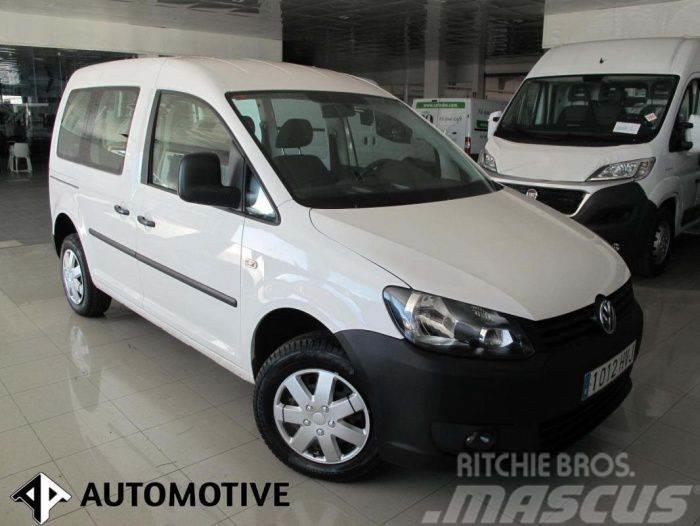 Volkswagen Caddy PRO 2.0TDI Kombi 4M