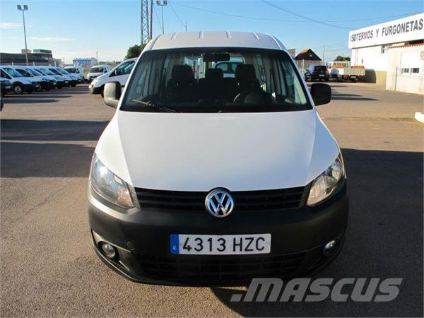 volkswagen caddy pro maxi 2 0tdi kombi 4m occasion prix 9 504 ann e d 39 immatriculation 2014. Black Bedroom Furniture Sets. Home Design Ideas