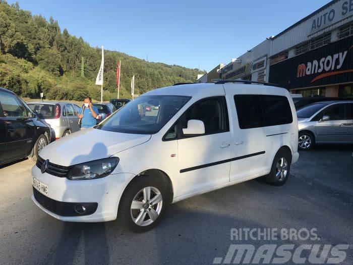 Volkswagen Caddy PRO Maxi 2.0TDI BMT Kombi 140
