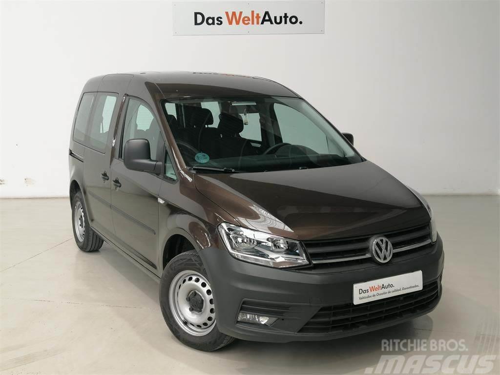 Volkswagen Caddy Profesio Kombi 2.0 TDI 75kW BMT DSG
