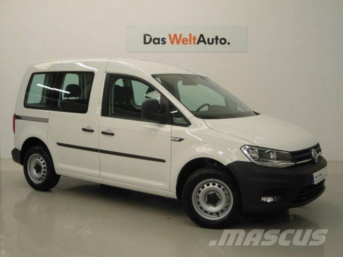 Volkswagen Caddy PROFESIONAL KOMBI 2.0 TDI SCR BMT 75CV