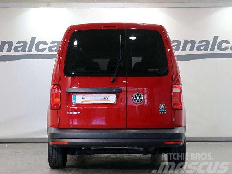 Volkswagen Caddy Profesional 2.0 TDI BMT Kombi 75CV