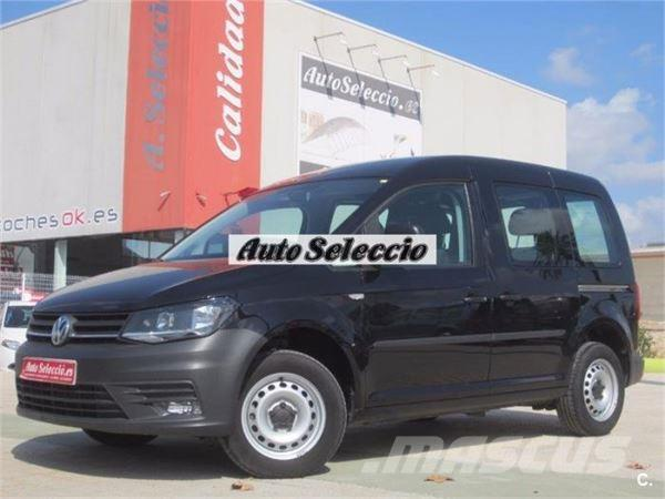 volkswagen caddy trendline 2 0 tdi scr bmt 102cv 5p occasion prix 12 900 ann e d. Black Bedroom Furniture Sets. Home Design Ideas