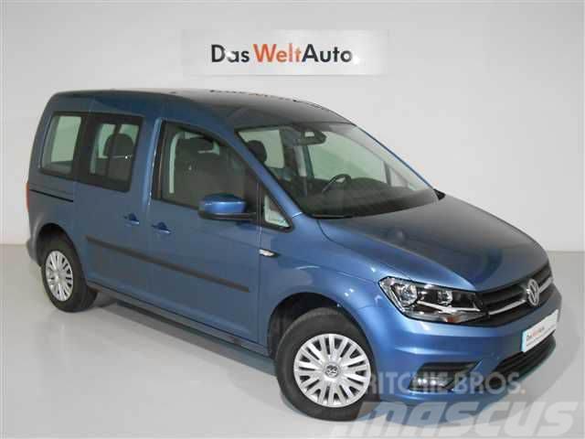Volkswagen Caddy TRENDLINE 2.0 TDI 75KW (102CV) BMT