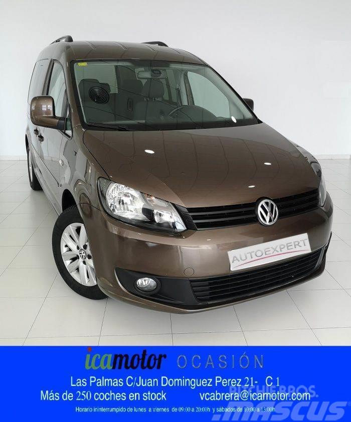 Volkswagen Caddy TRENDLINE EDITION 1.6 TDI 102CV BMT 5PL
