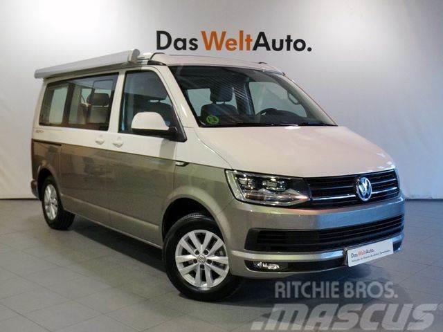 Volkswagen California Comercial 2.0TDI BMT Beach 84kW