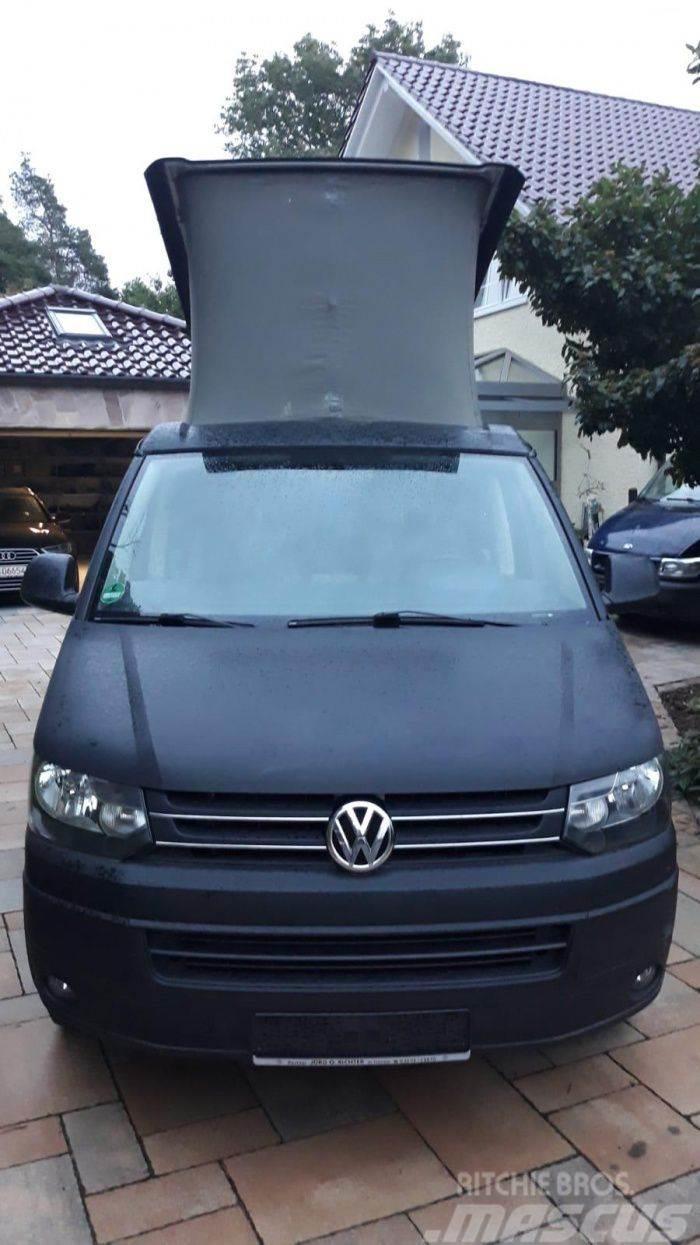 Volkswagen California Comercial 2.0Bi-TDI Beach T .Elevable