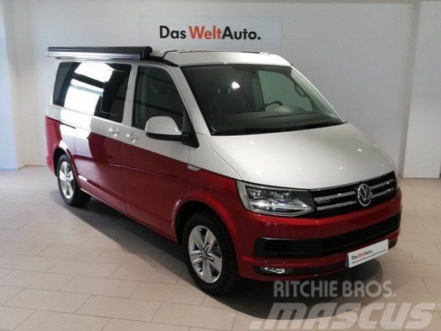 Volkswagen California Comercial 2.0TDI BMT Ocean 4M DSG 110kW