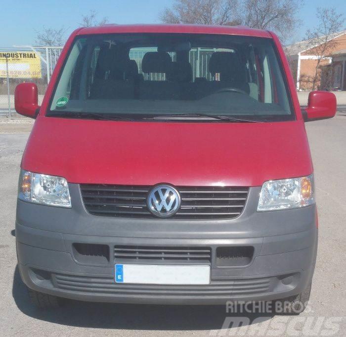 Volkswagen Caravelle Comercial 1.9TDI Comfortline 102