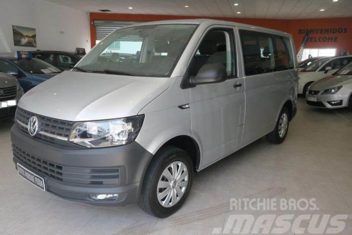Volkswagen Caravelle Comercial 2.0TDI BMT Trendline 102