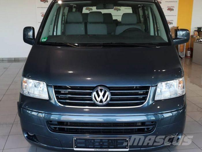 Volkswagen Caravelle Comercial Diesel de 5 Puertas