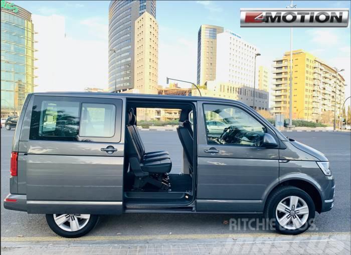 Volkswagen Caravelle Comercial 2.0TDI BMT Premium 4M 110kW