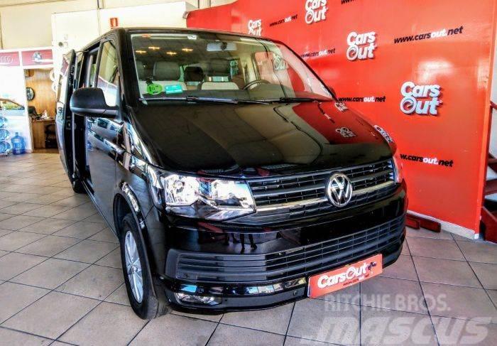 Volkswagen Caravelle Comercial Industrial Manual de 4 Puerta
