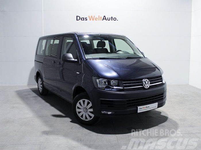Volkswagen Caravelle Comercial 2.0TDI BMT 84kW