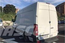 Volkswagen Crafter 2.5TDI DLD 163 3500