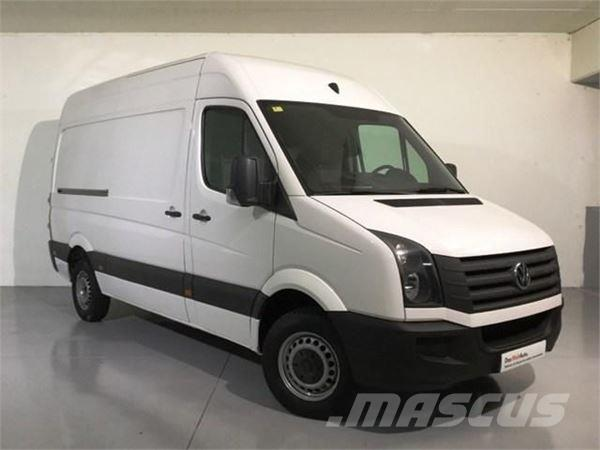 volkswagen crafter pro furgon bmt 30 bm ta 109 occasion prix 14 200 ann e d 39 immatriculation. Black Bedroom Furniture Sets. Home Design Ideas