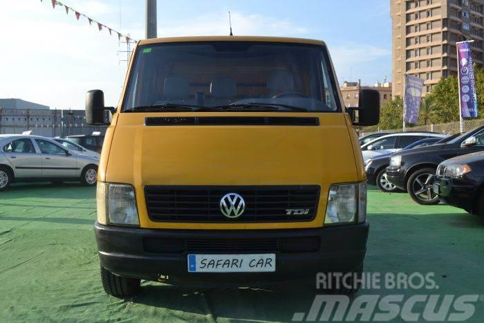 Volkswagen LT 35 2.5TDI Ch.Cb 3000 109