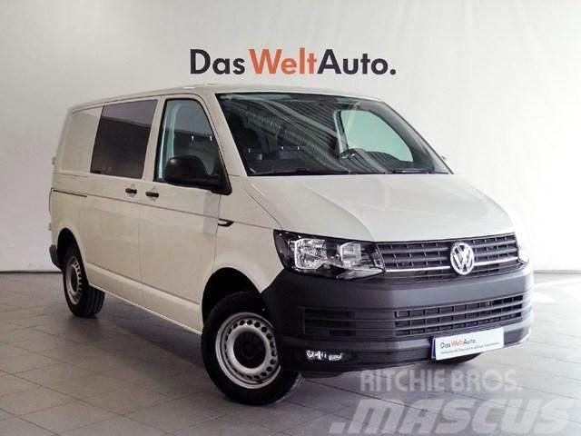 Volkswagen Mixto Plus 2.0TDI SCR BMT 75kW