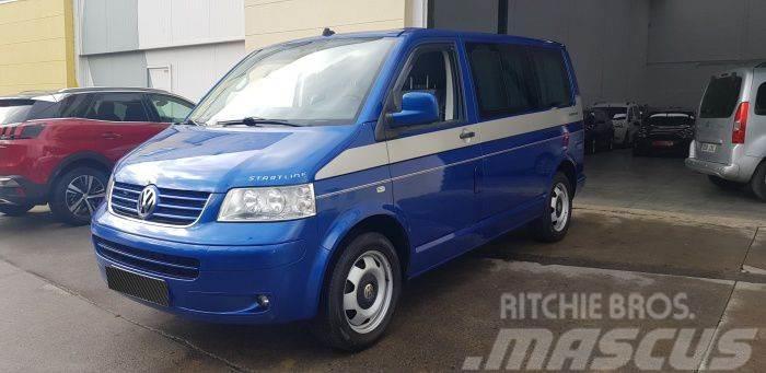 Volkswagen Multivan 1.9TDI Startline