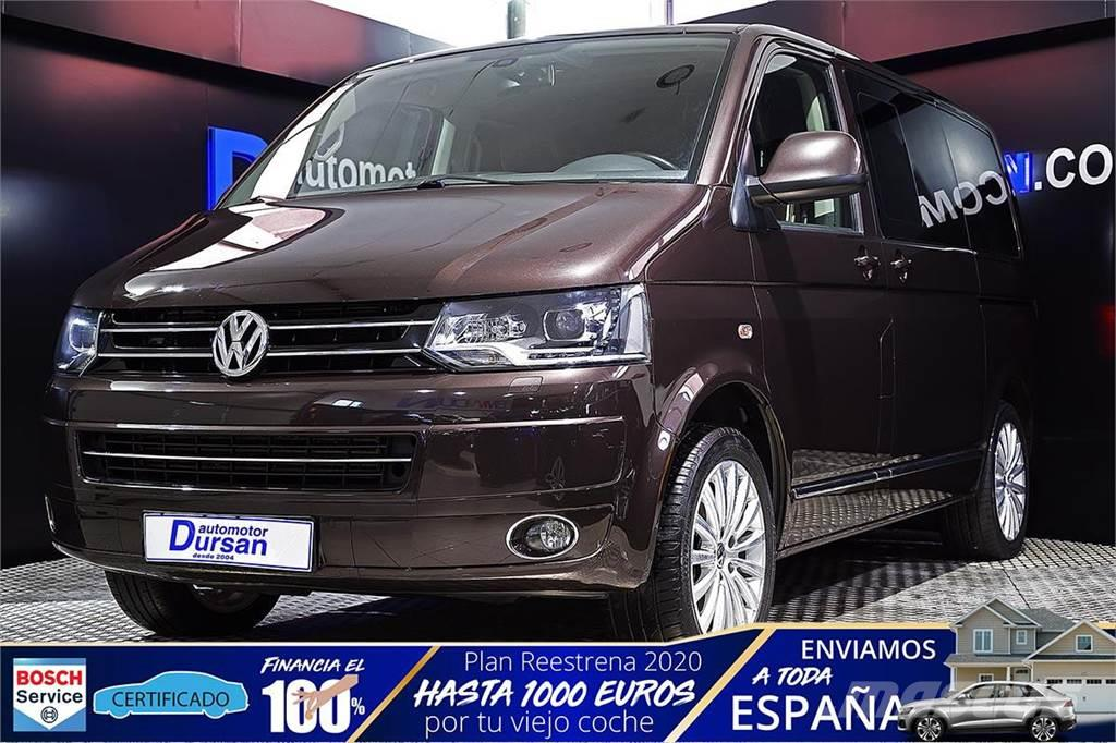 Volkswagen Multivan 2.0 BiTDI 180cv 4motion Highline Edition