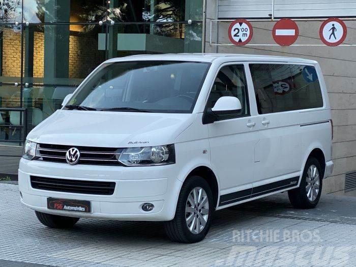 Volkswagen Multivan 2.0Bi-TDI Comfortline DSG 180