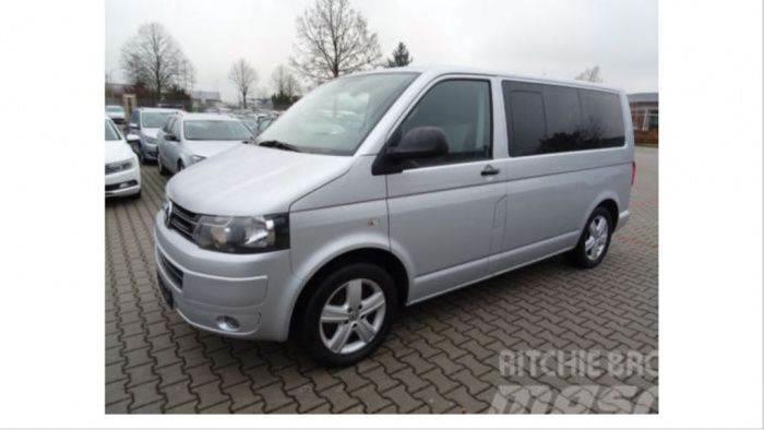 Volkswagen Multivan 2.0TDI BMT Comfortl. Ed. DSG140