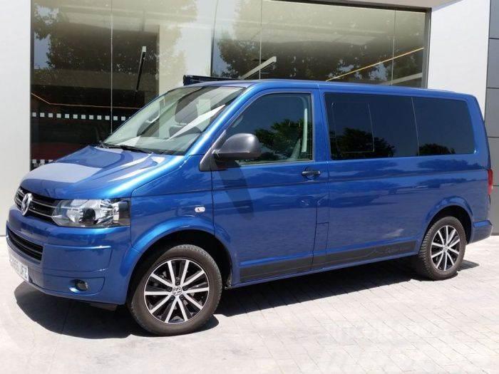 Volkswagen Multivan 2.0TDI BMT Outdoor Edition 140