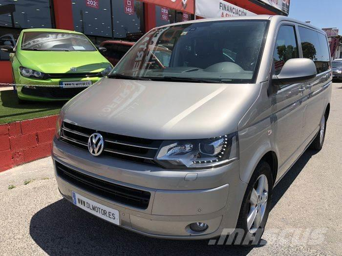 Volkswagen Multivan 2.0TDI BMT Premium 180