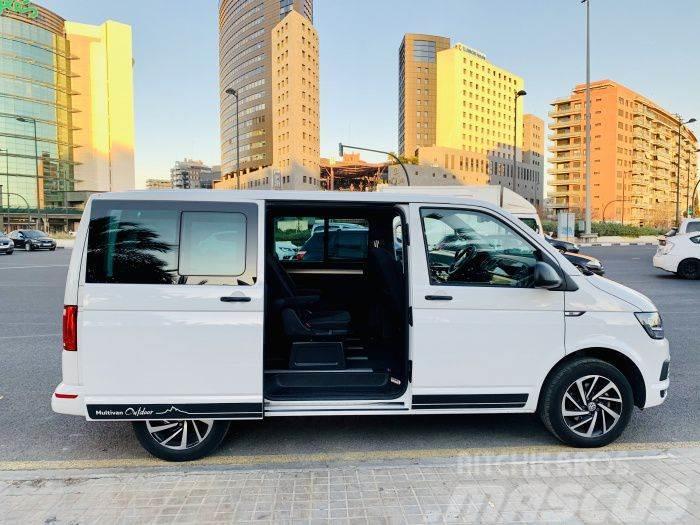 Volkswagen Multivan 2.0TDI BMT Outdoor DSG 110kW