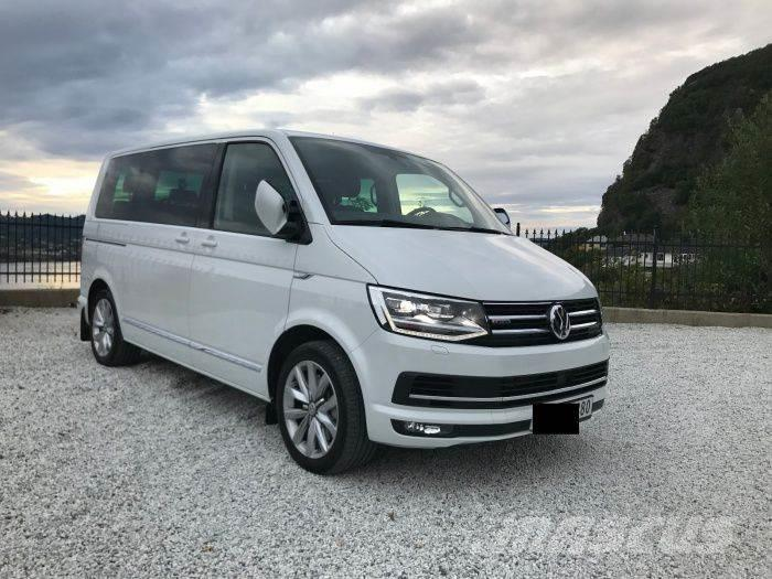 Volkswagen Multivan 2.0TDI BMT Comfortline 4M DSG 110kW