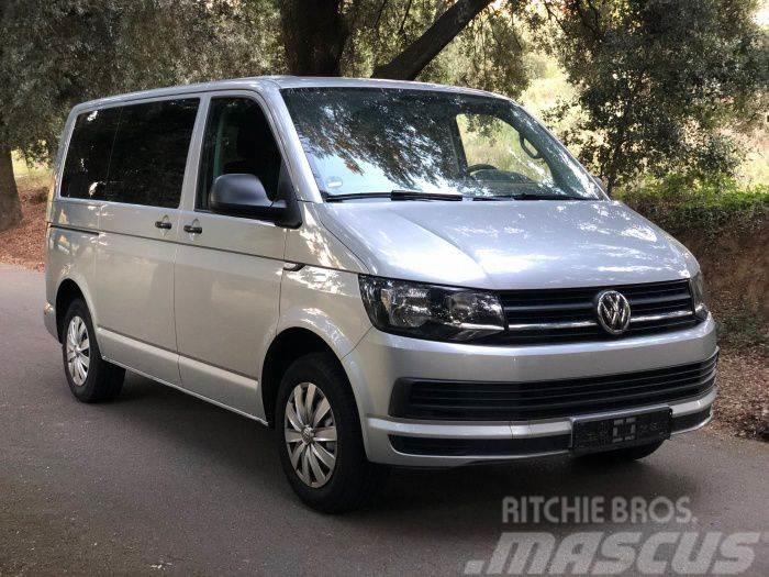 Volkswagen Multivan 2.0TDI BMT Trendline 110kW