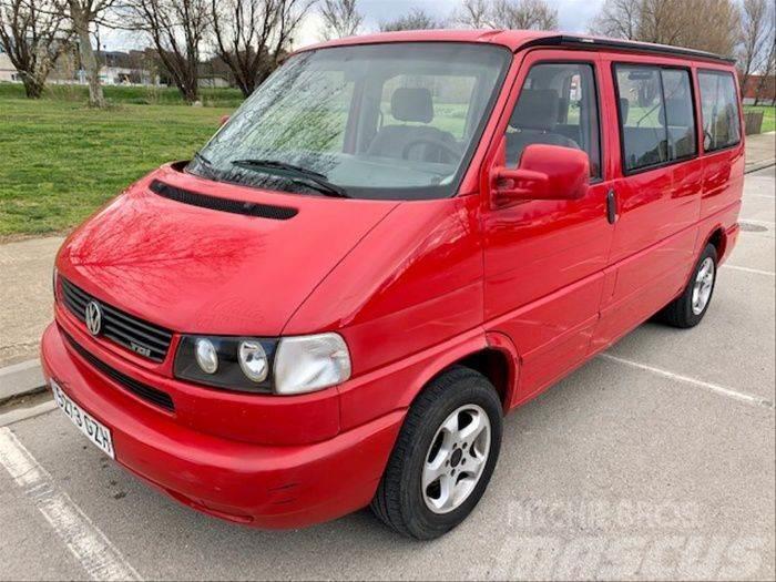 Volkswagen Multivan 2.5TDI 102
